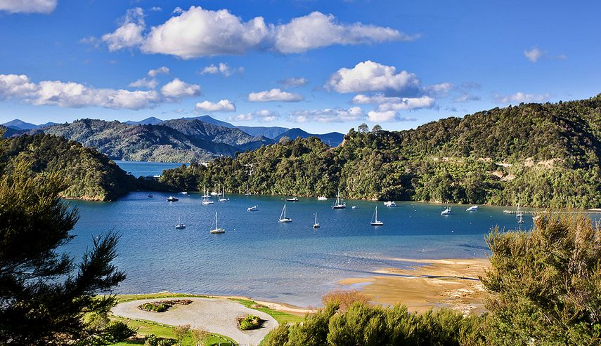Nz South Island Travel Guide