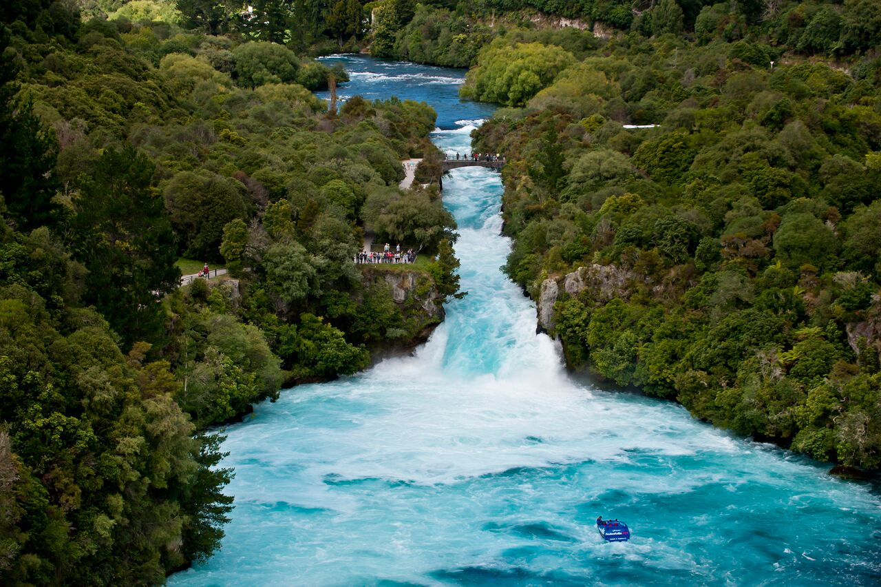 Taupo » Planit NZ Travel