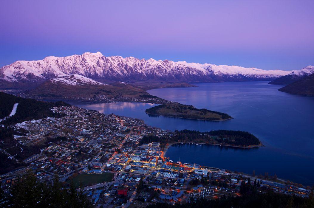 Queenstown » Planit NZ Travel