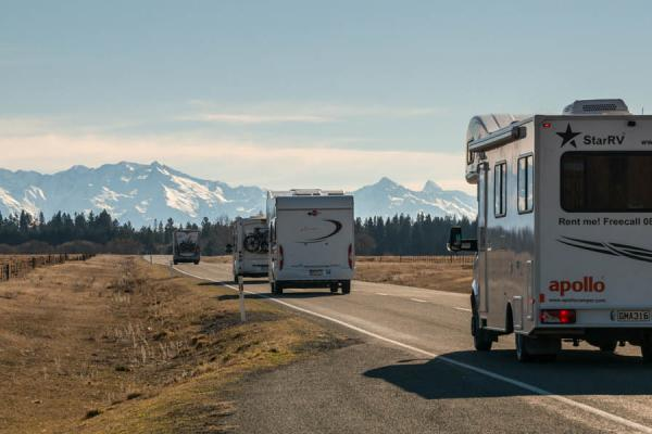 Planning A Campervan Trip to New Zealand » Planit NZ Travel